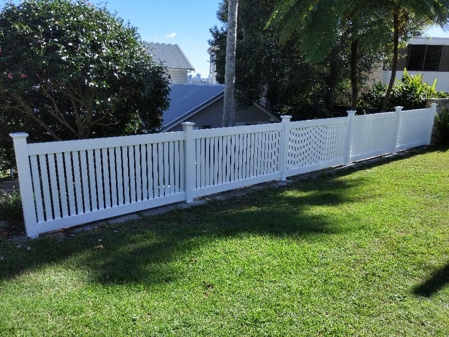 Timber fencing at Seaforth